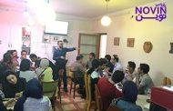 گزارش دومین عصرانه تیپشناسی نوین- شهریور ۹۶